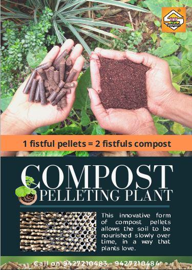 Tower Pellet Plant
